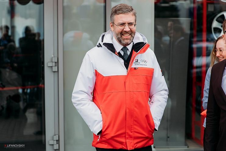 В Ульяновске открылся новый шинный центр Bridgestone
