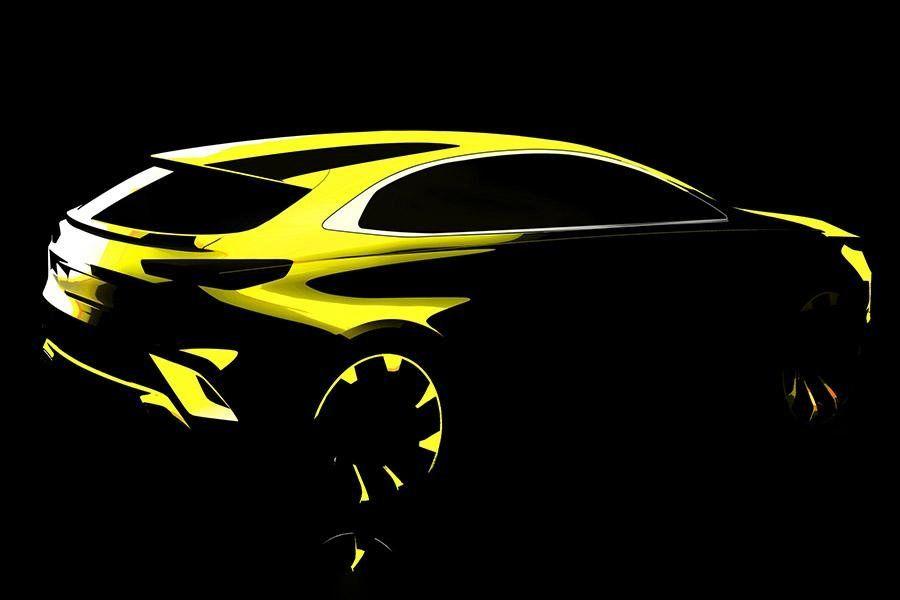 Kia подтвердила кроссовер на базе модели Ceed