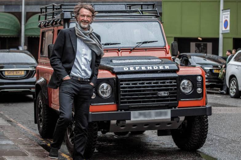 Внедорожник «с философией Land Rover Defender» помогут создать BMW и Mercedes