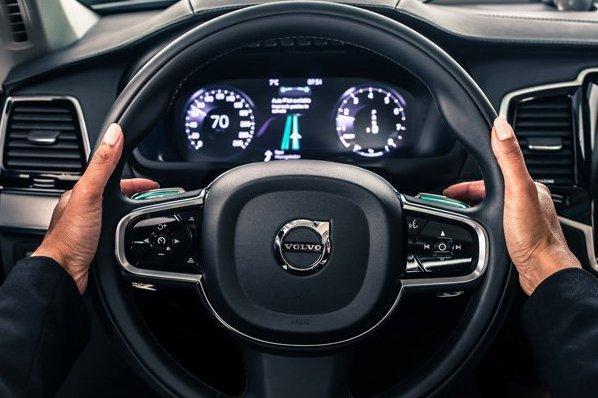 Volvo придумала новую систему безопасности