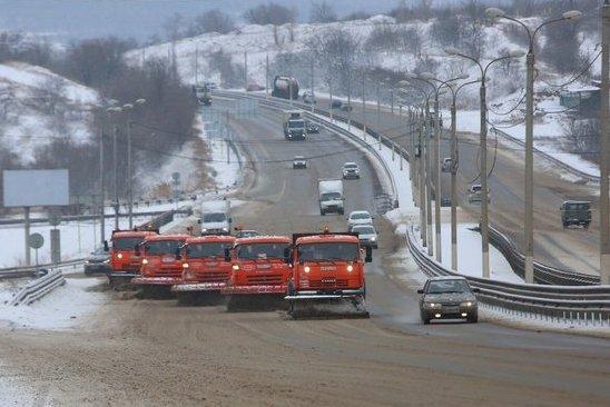 В России разработали ГОСТ на содержание автомагистралей