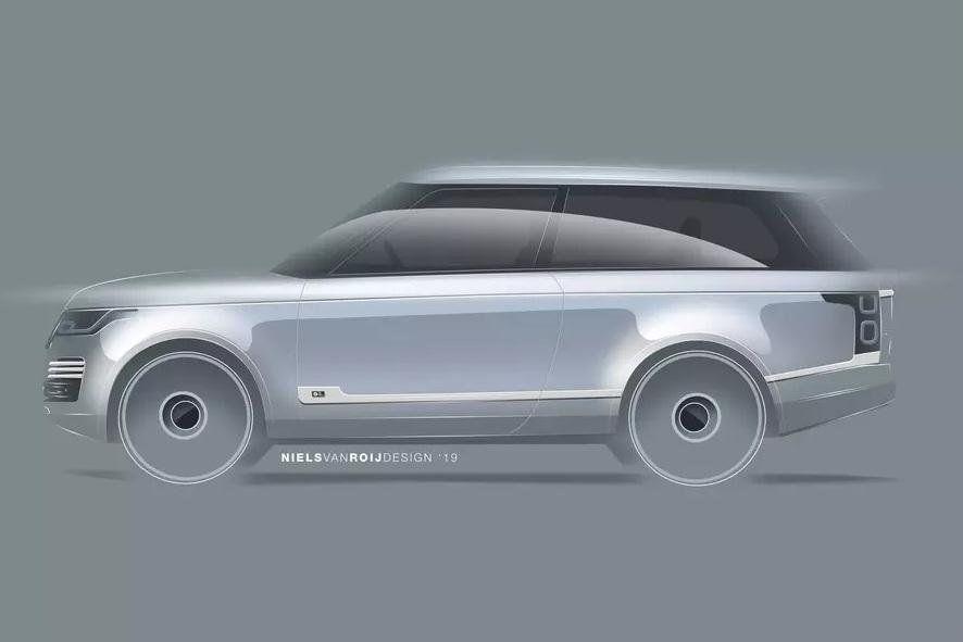 Трехдверный Range Rover все-таки поступит в продажу