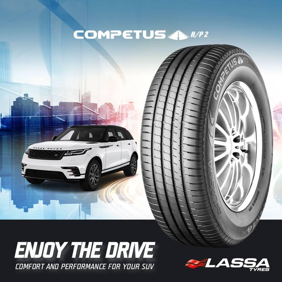 Lassa Competus H/P 2 - сочетание комфорта и производительности для современных SUV