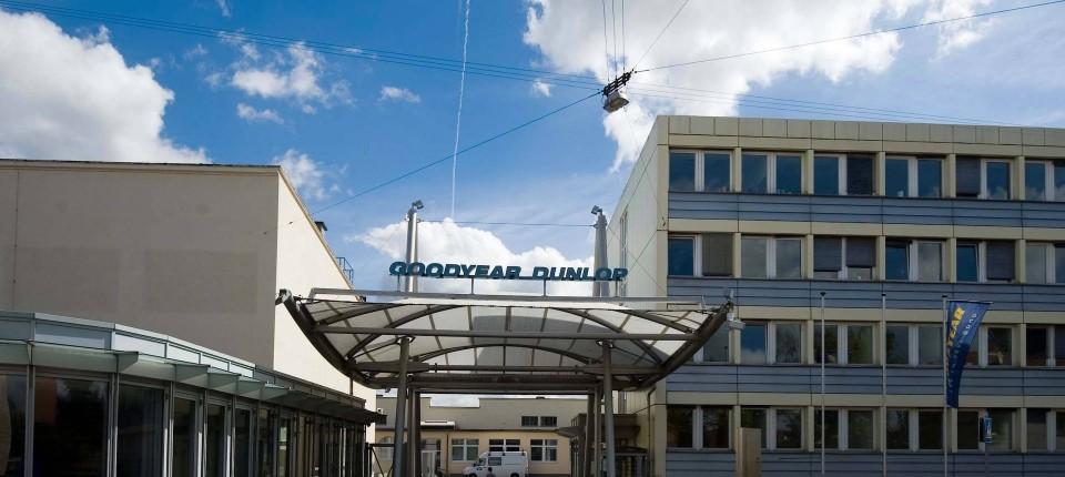 Goodyear вложит $135 млн в модернизацию двух своих заводов в Германии