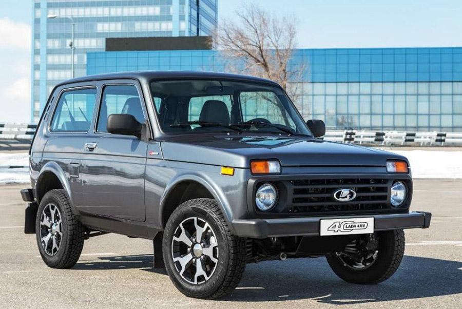 АвтоВАЗ анонсировал комплекс доработок внедорожника Lada 4x4