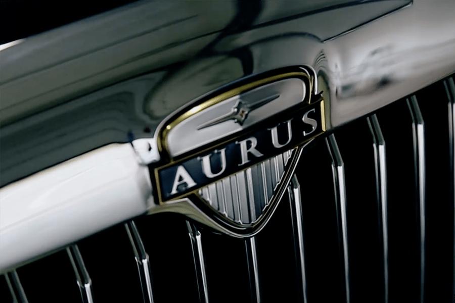 На параде 9 мая можно будет увидеть «Аурус»-кабриолет