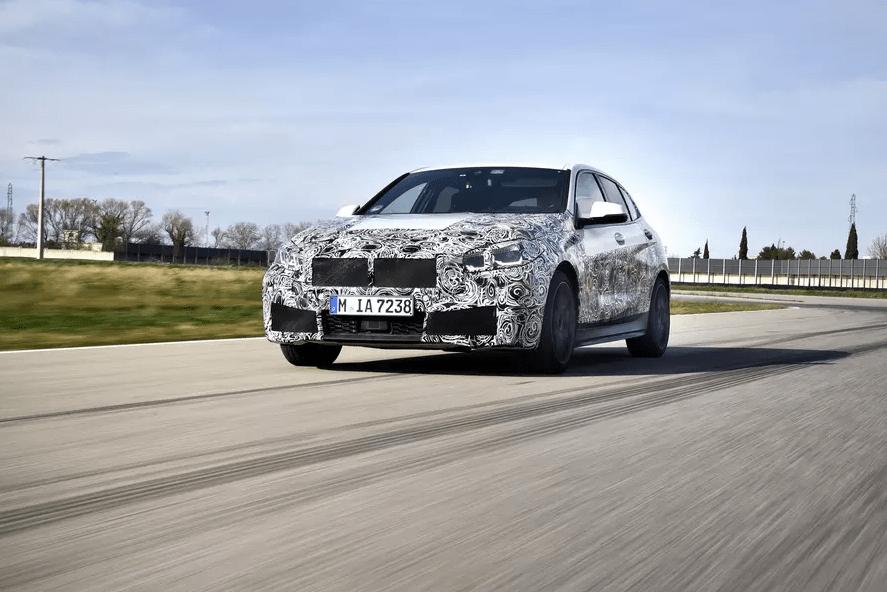 Следующий BMW 1-Series: первые данные