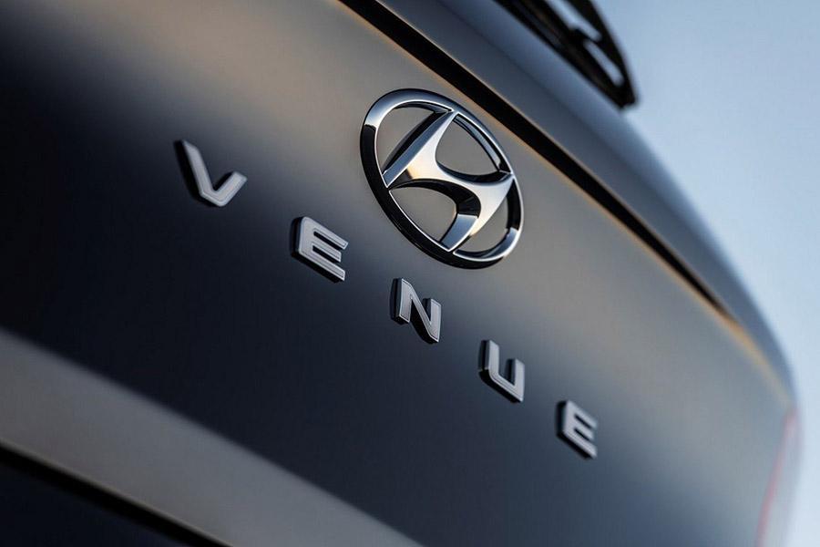 Venue – новое имя в кроссоверной линейке Hyundai