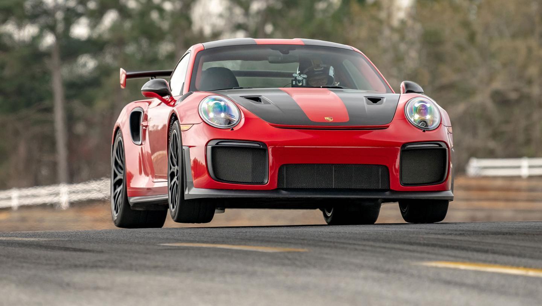 Тандем Porsche и Michelin устанавливают новый рекорд трассы Road Atlanta