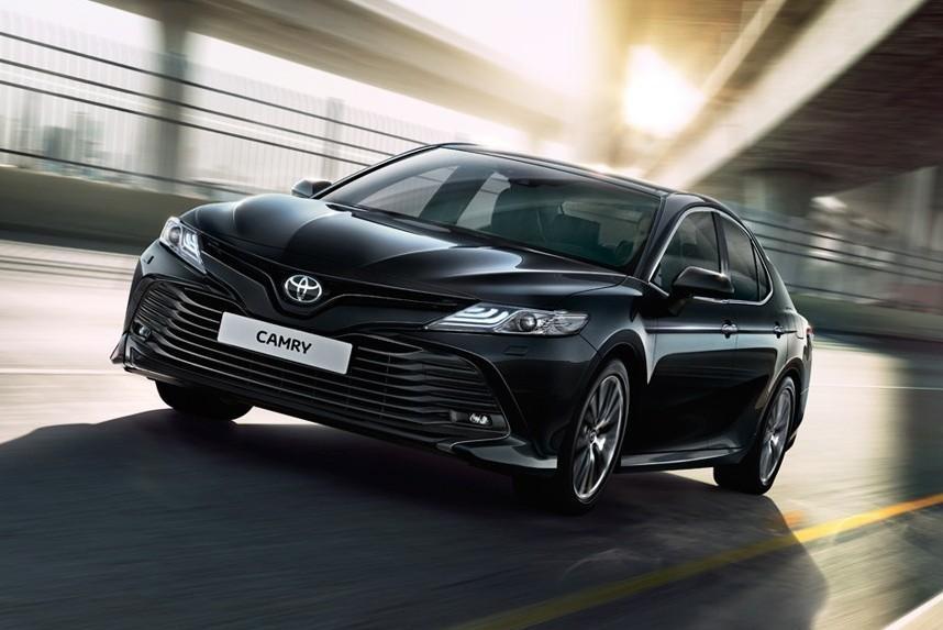 Toyota заключила специнвестконтракт