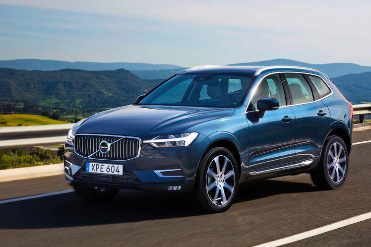 Volvo запустит в России сервис автомобиля по подписке
