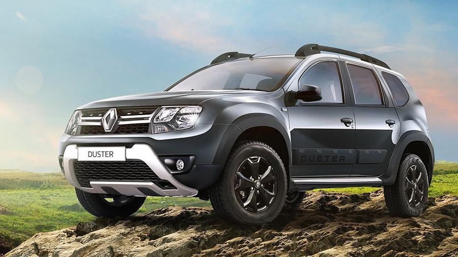 У Renault Duster появилась новая комплектация