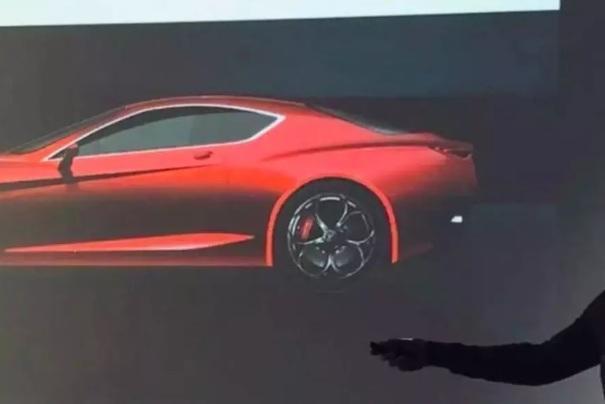 Alfa Romeo готовит дорогое купе