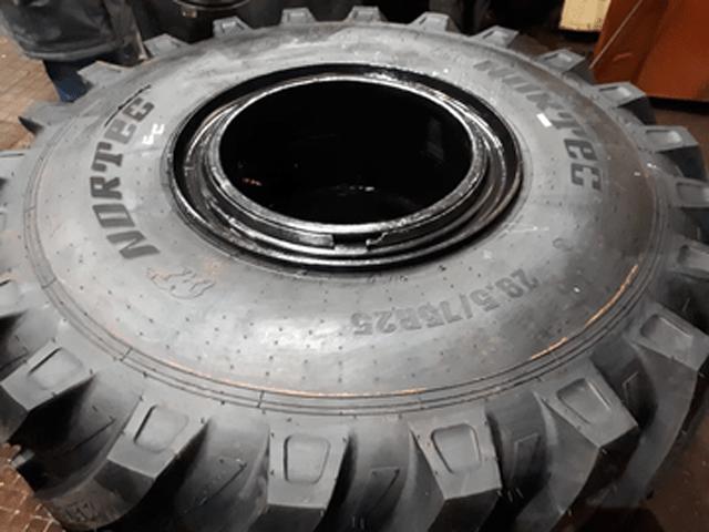 Барнаульские шинники работают над повышением качества тракторных покрышек Nortec