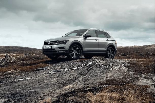 В Россию вернулся дизельный Volkswagen Tiguan