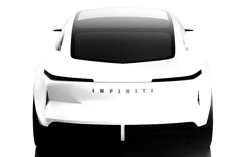 Infiniti представит в Шанхае электрический концепт