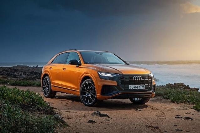Audi будет собирать в России Q8