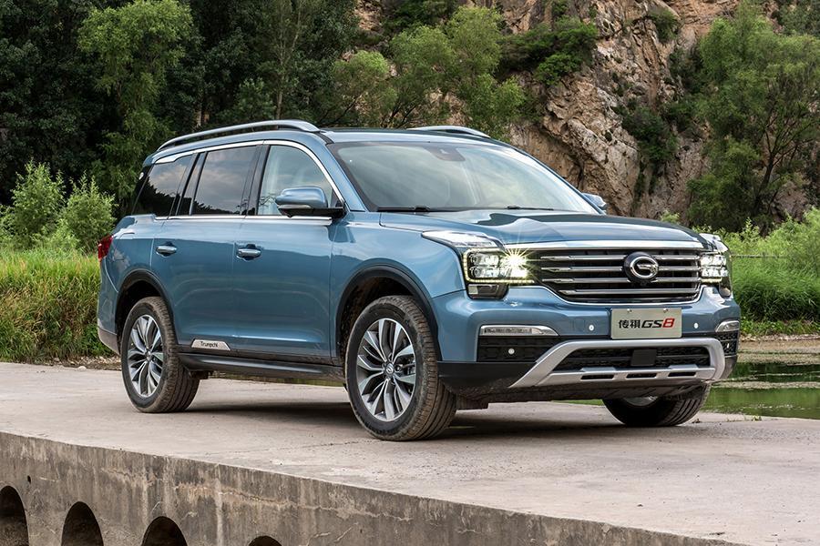 Китайский GAC придет в Россию с тремя моделями
