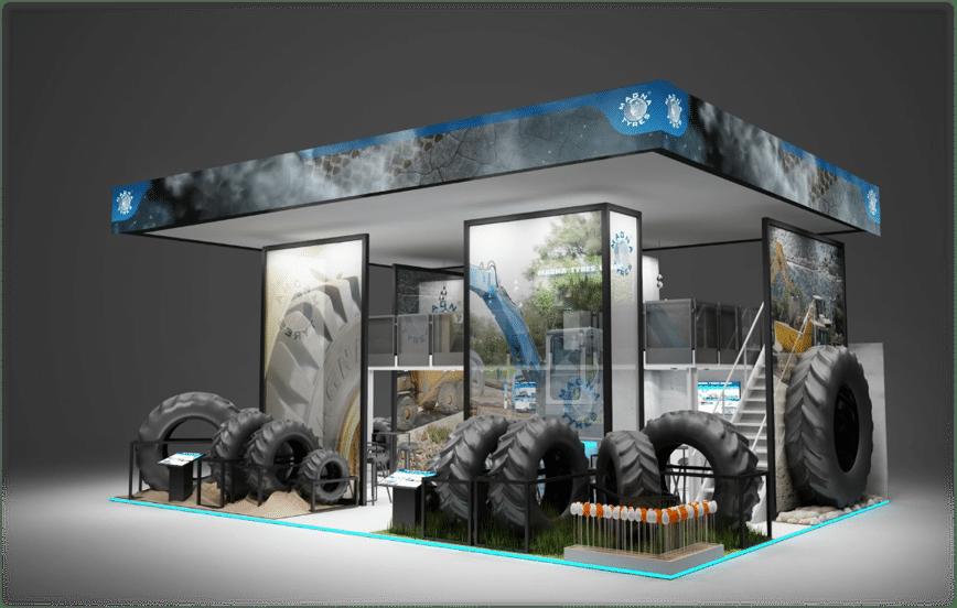 Magna Tyres приготовила для Bauma 2019 премьеру новой линейки строительных шин
