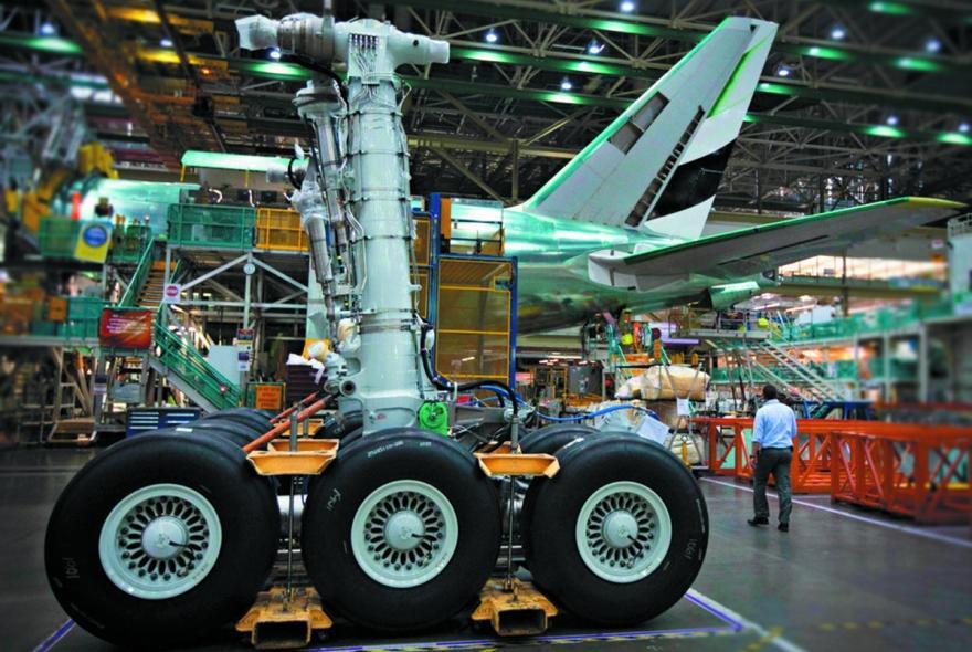 «Ростех» займется разработкой, производством и испытаниями авиашин