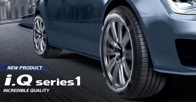 Новая Nexen i.Q series 1 - невероятное качество по разумной цене