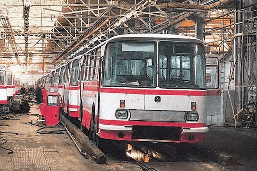 Завод ЛАЗ во Львове снесут