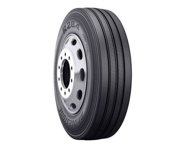 Bridgestone расширяет портфель экошин Ecopia для коммерческих грузовиков