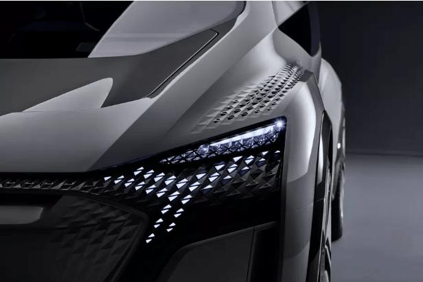 Audi покажет в Шанхае автомобиль будущего