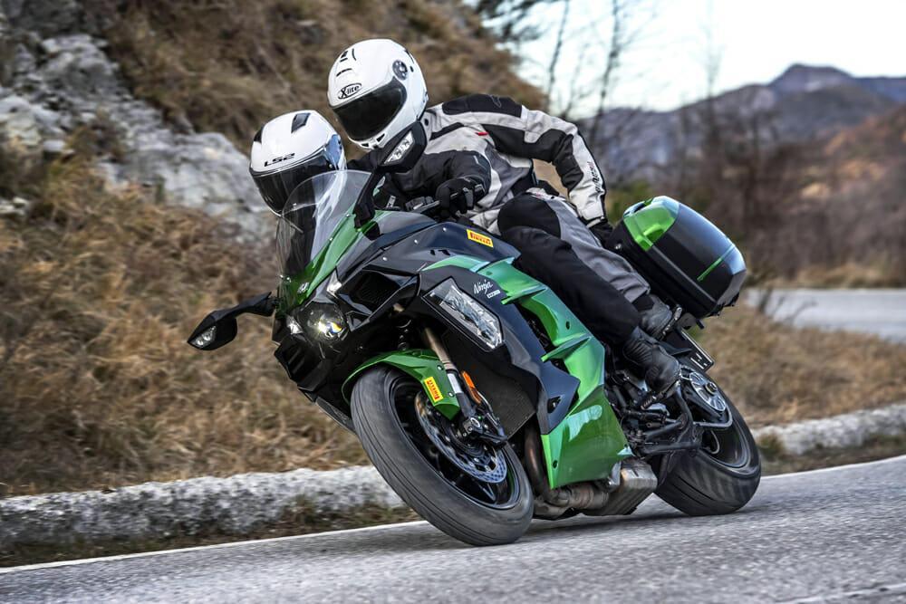 Пирелли представила новое поколение мотошин класса спорт-туринг