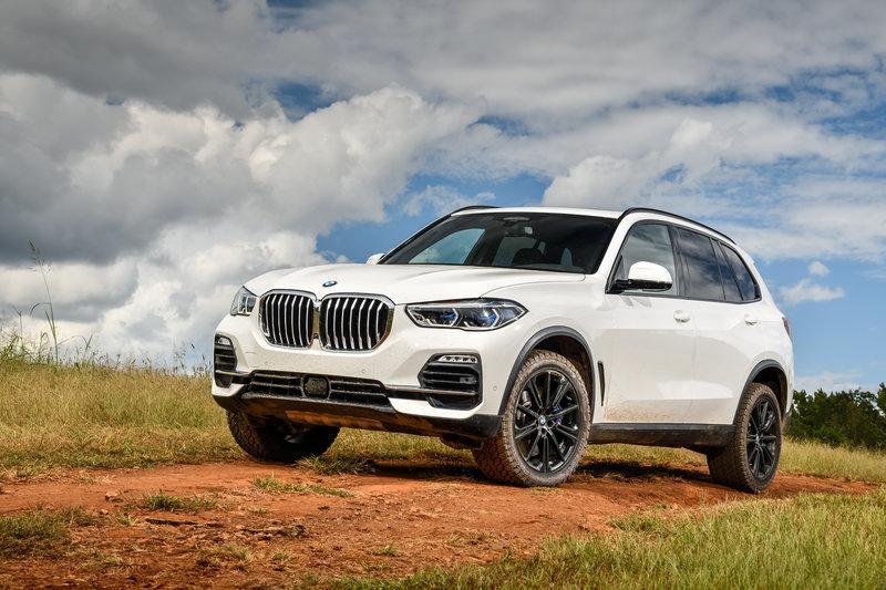Новое поколение BMW X5 будет оснащаться вседорожными шинами General Grabber AT3