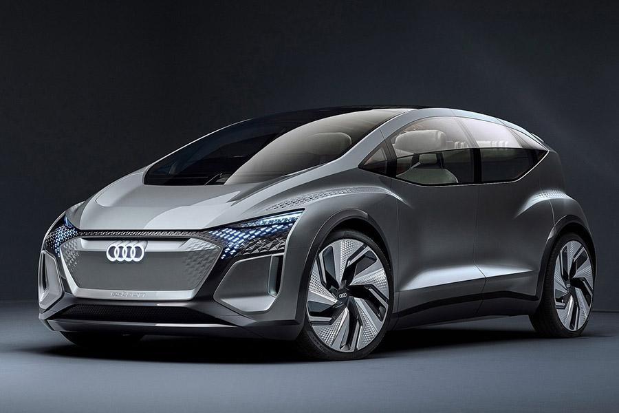 Автосалон в Шанхае 2019: Audi AI:ME
