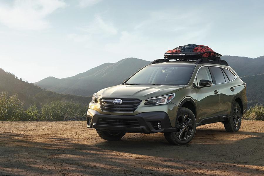 Автосалон в Нью-Йорке 2019: Subaru Outback