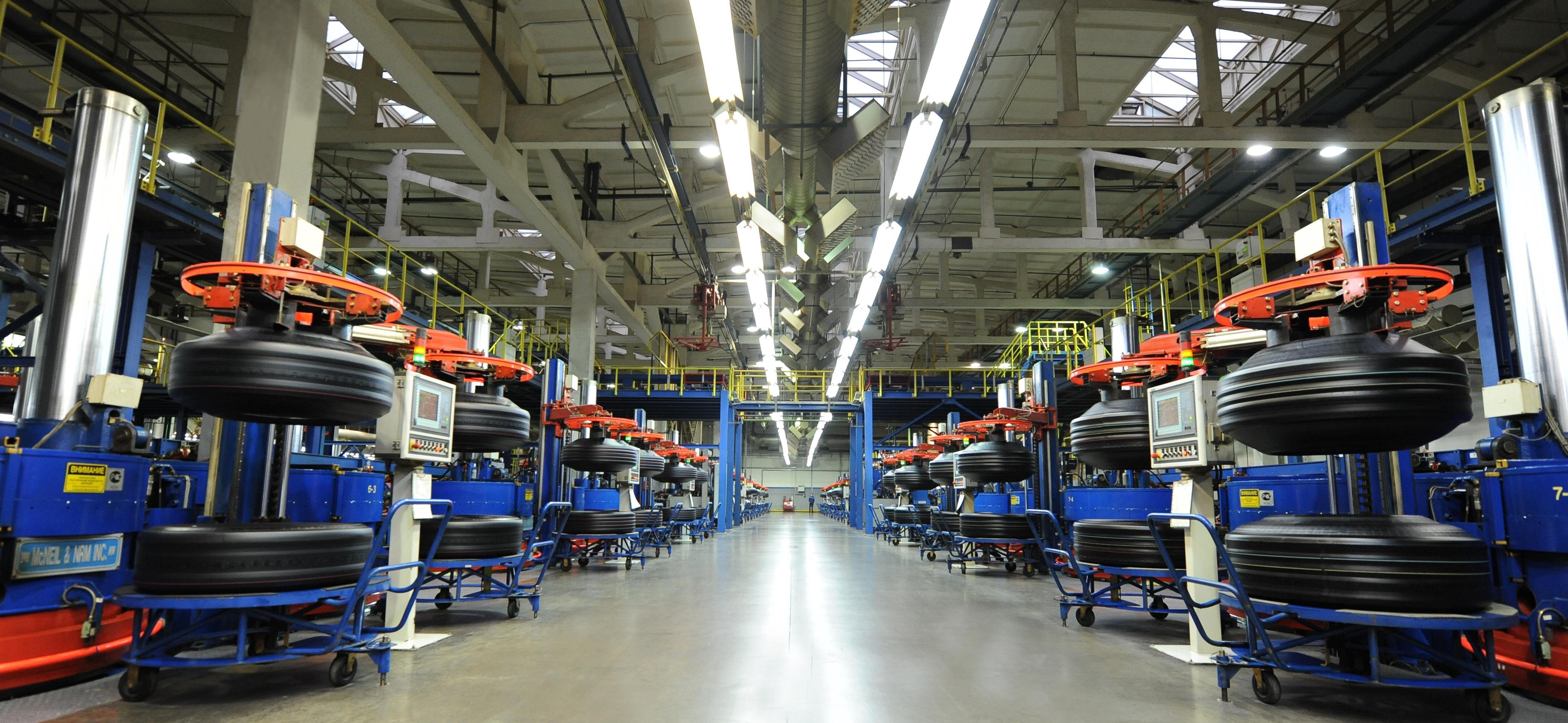 Kaspersky встанет на защиту промышленной инфраструктуры компании Kama Tyres