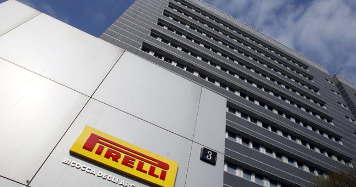 Российский концерн стал владельцем более 6 процентов акций Пирелли