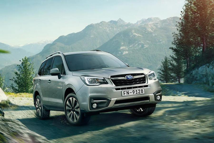Subaru отзывает в России 52 тысячи машин