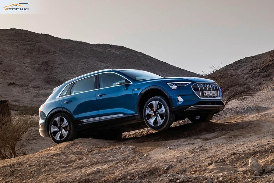 У Audi снова проблемы с запуском модели e-tron