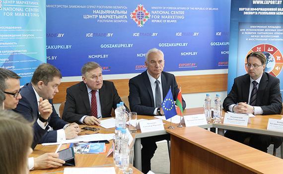 Представитель Беларуси при ЕС предложил «Белшине» продавать свои шины под иностранными брендами