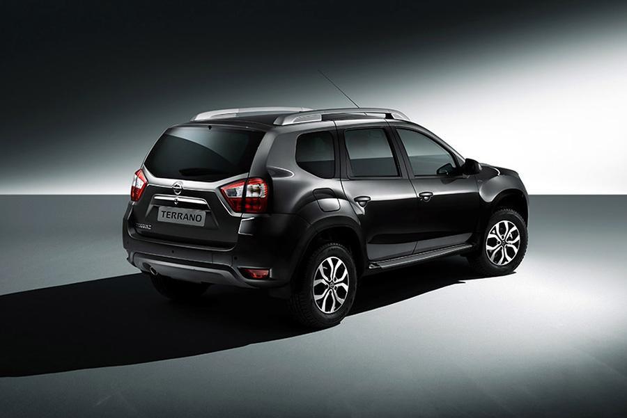 Nissan Terrano отзывают для проверки тормозов