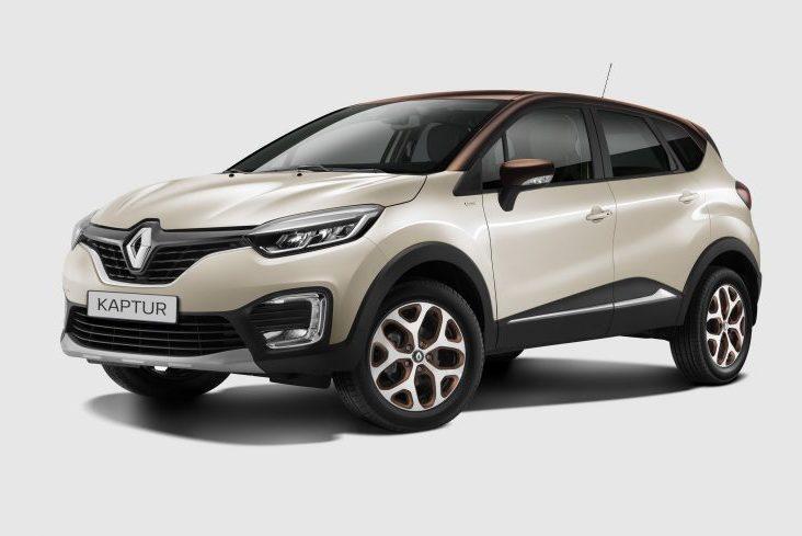 Renault обновила кроссовер Kaptur