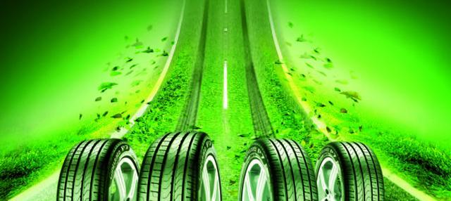 Продукты линейки Green Performance занимают половину общего объема продаж Пирелли