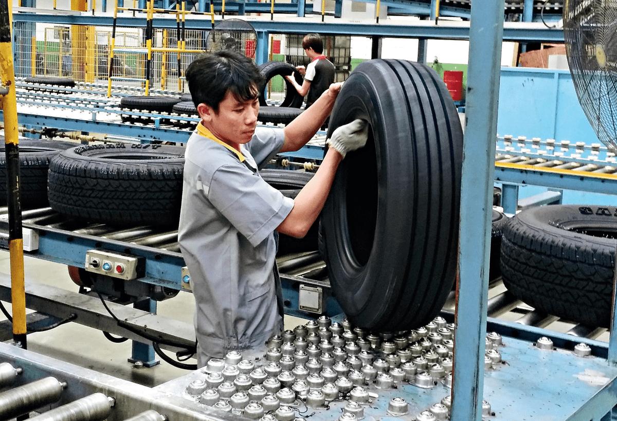 Cooper Tires повышает цены на TBR-шины китайского производства