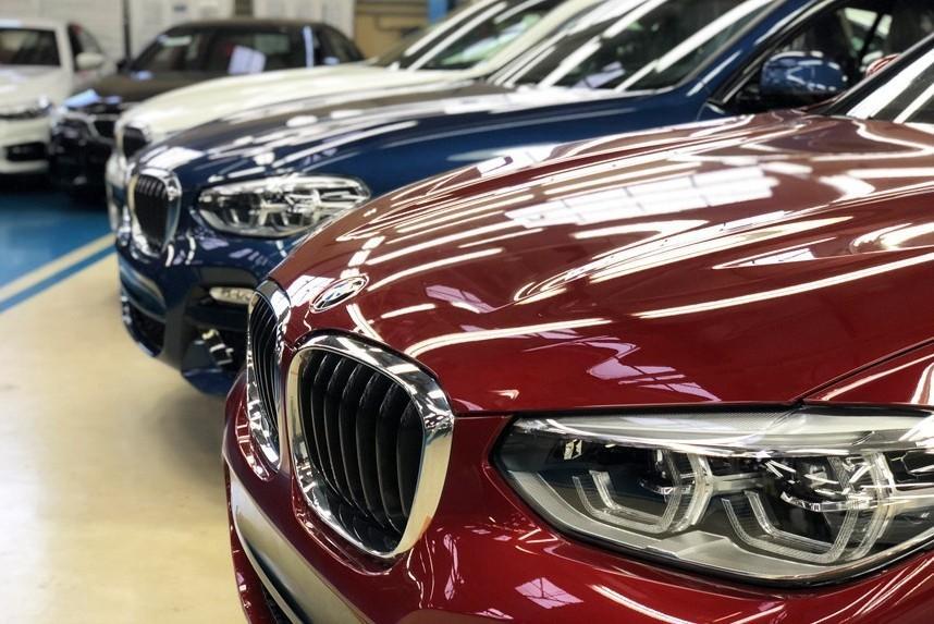 BMW подпишет СПИК в России