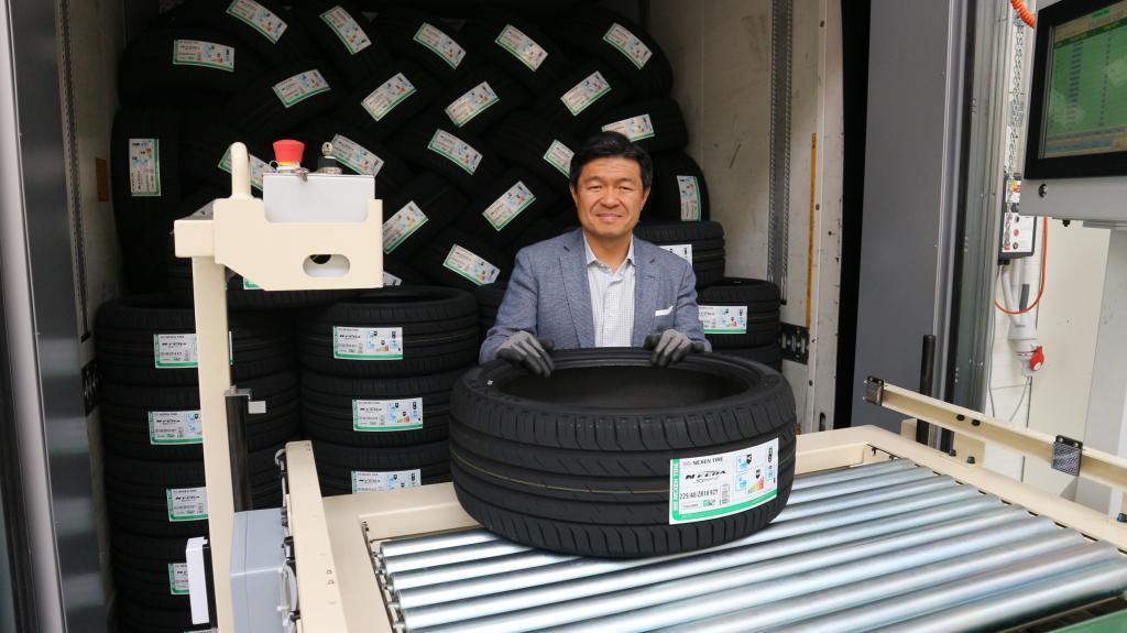 Nexen Tire отгрузила первую партию шин со своего завода в Чехии