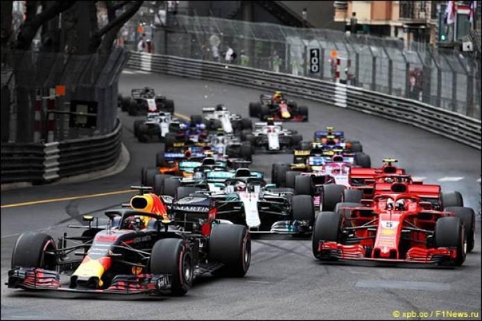 Пирелли привезет на Гран-при Монако самые мягкие гоночные шины