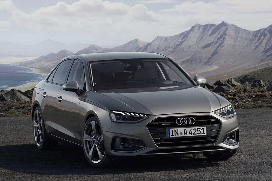 Audi A4: на удивление заметный рестайлинг