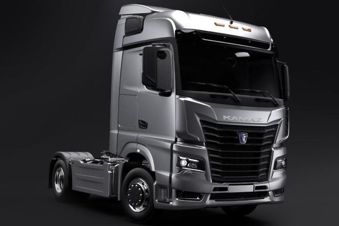 КАМАЗ объявил конкурс на имя нового грузовика