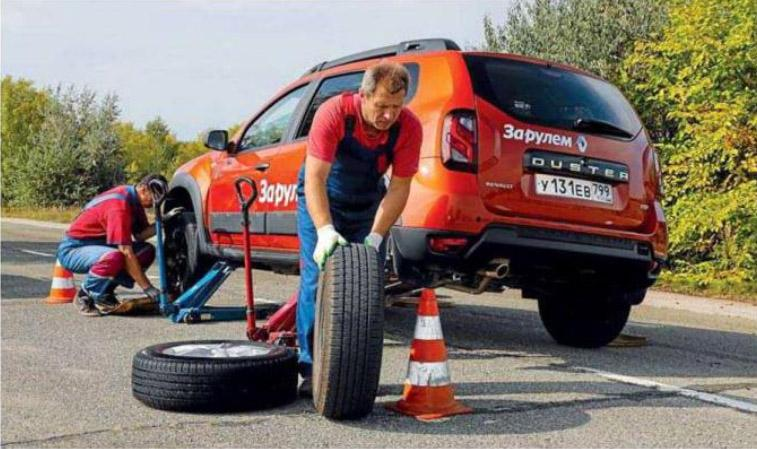 Летние SUV-шины Nokian впечатлили экспертов журнала «За рулем»