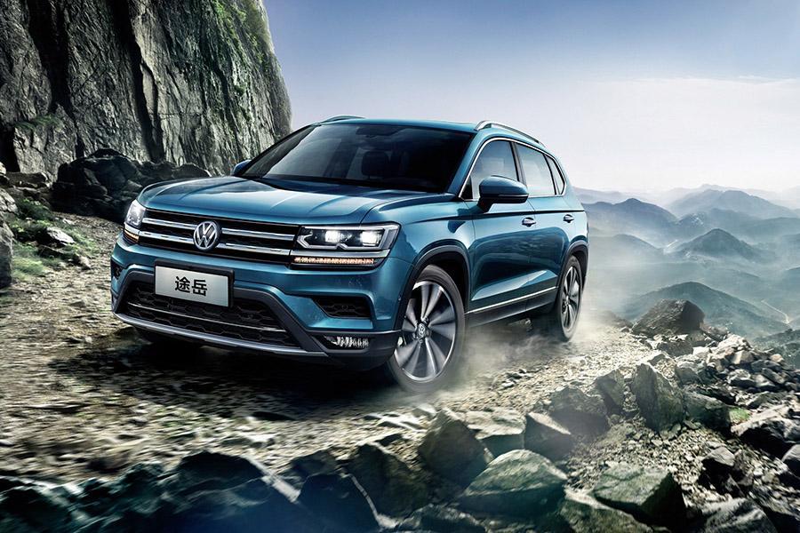 Volkswagen подтвердил для России кроссовер Tharu