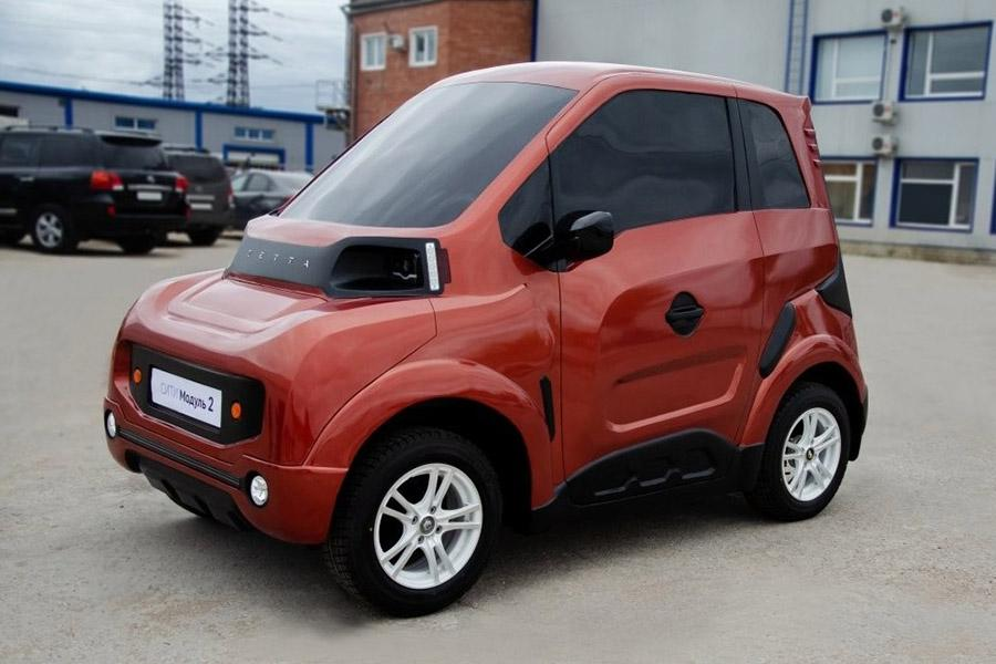 В Тольятти начнут выпускать электромобили
