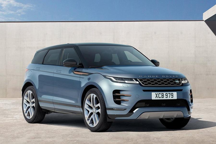 Группа Jaguar Land Rover показала рекордный убыток